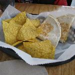 Lil Monster Quesadilla at Freebirds in NW Houston