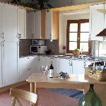 Apartment Vin Santo Kitchen