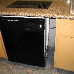 Dishwasher needs a cabinet spacer