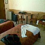 monolocale room