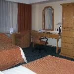 My room at PLaza Dali