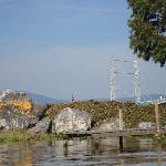 Scorpion Island landmark