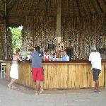 Rancho Luna beach bar