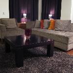 Hotel GLO Corner Suite - lounge area