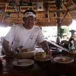 Freddy! The best Bartender on Isla Mujeres!!!