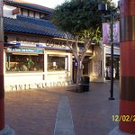 O'omasa Japanese restaurant at the entrance of Japaneser Village Plaza