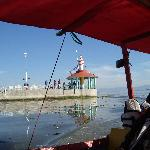 Returning to Chapala from Scorpion Island