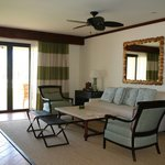 Las Velas Suite Living Room