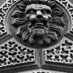 Detail of Frieze -- Halifax Court House