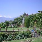 Nishat Gardens at Srinagar