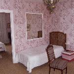 suite Marie-Antoinette le salon 3