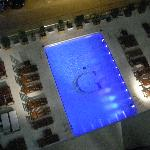 View of Pool from our Room