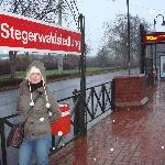 Local Tram Stop