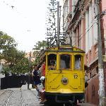 Santa Teresa Trolley
