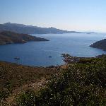 la baie de Katapola