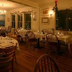 Dining Room -- Brooklin Inn
