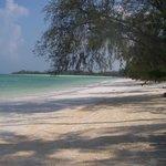 la spiaggia del residens