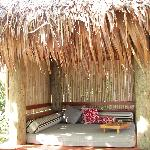 Our sunlounge that we rarely left. It was so big n comfy