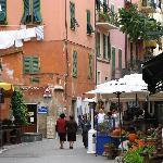 Main street, Monterosso al Mare