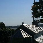 Roof of the Original Church (partly dating to 1676)