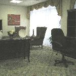 Lobby and Internet Outlet