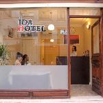 Ida Hotel front vıew