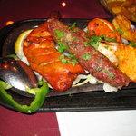 Tandoori Meat Dish