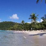 Alone at Magens Bay