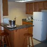 The Kitchenette Area