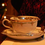 Astor Court's perfect tea cup