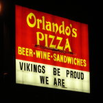 Photo de Orlando's Pizza