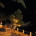 Dive boat by Night - Very James Bond when doing a night dive