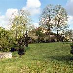 Façade du Domaine de Barrouil