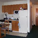 Kitchenette Studio Room