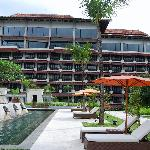 Photo de Sheraton Mustika Yogyakarta Resort and Spa
