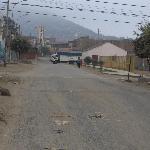 Una strada di Tablada