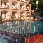Riverside Regency hotel pool