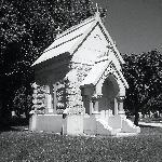Victorian Gothic Mausoleum