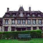 Maurice Ravel house - Lyons le Foret