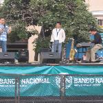 Live music on the Plaza