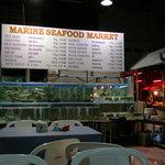 Photo of Marine Seafood