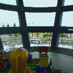 Indoor Playground w/ panoramic view of Seaside