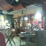 decor and food