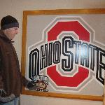 Chris cannot believe they are Buckeye Fans!