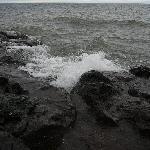 Lake Superior at Temperance River