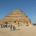 Step Pyramid of Djoser near Sakkara
