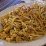 Pad Thai (sweeter than gang phet)