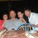 Kate, Uwe, Naza and ralph