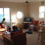 Living room -- unit #6