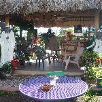 Garden Tiki